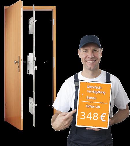 Schlüsseldienst Gelsenkirchen - Einbau Mehrfachverriegelung