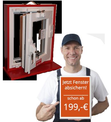 Fenstersicherung Gelsenkirchen für einen optimalen Einbruchschutz in Ihrem Zuhause.